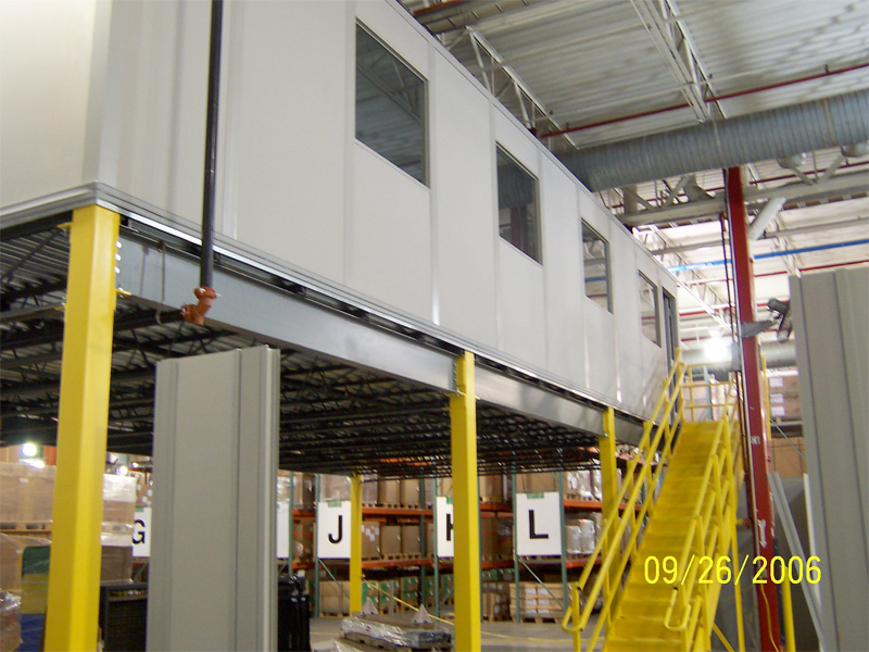 Installation Services Material Handling And Industrial
