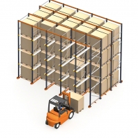drive in drive thru pallet rack 224247