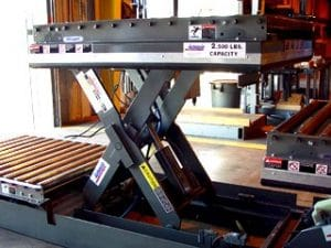 material handling Scissor Lift Tables