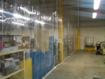 STATIC CONTROL CURTAIN WALL