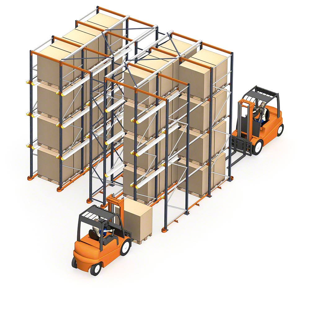 Pallet Racks & Storage Solutions From Carolina Material