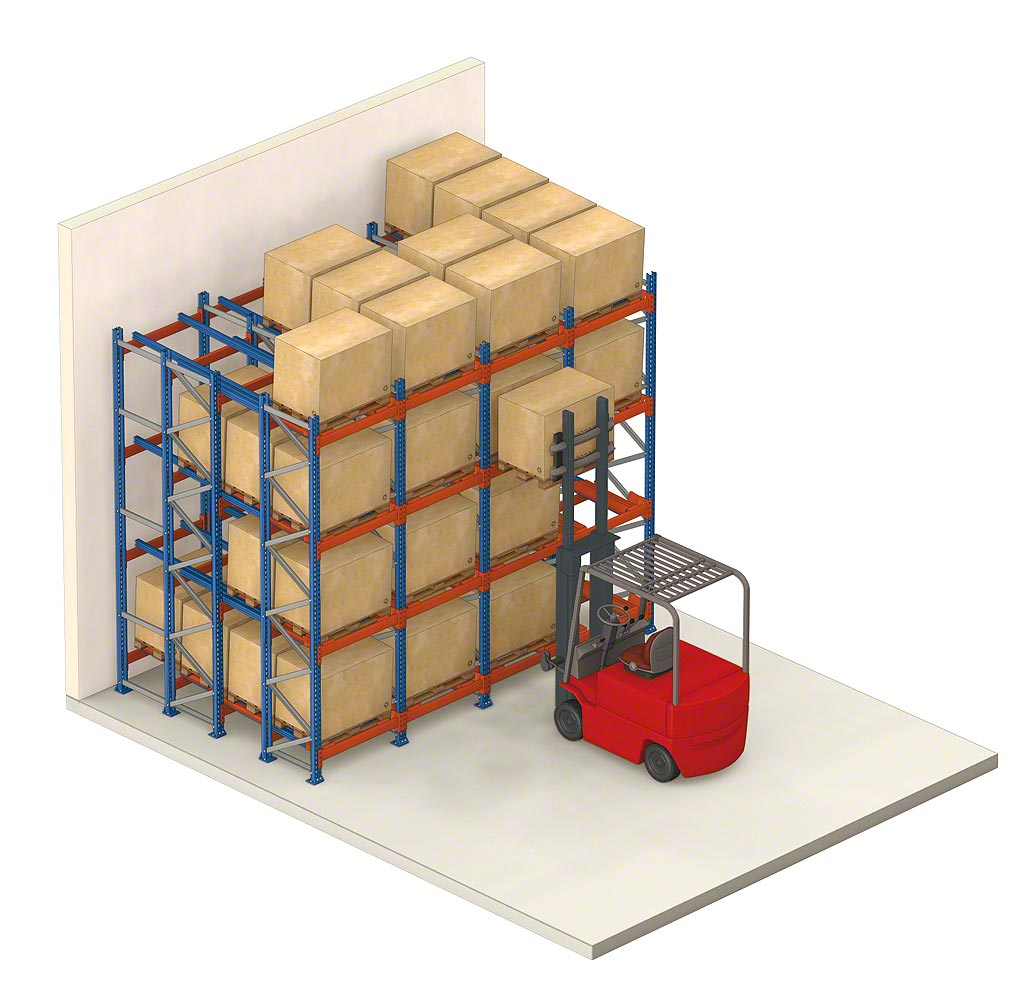 Best Used Trucks >> Pallet Racks & Storage Solutions from Carolina Material Handling