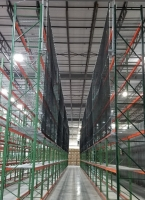 Pallet-Rack-with-Safety-Netting