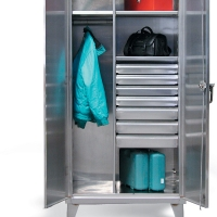 stainless-steel-wardrobe-cabinet-with-drawers